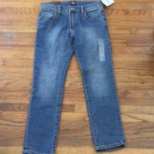 Gap Boys Stretch Skinny Jeans- NWT